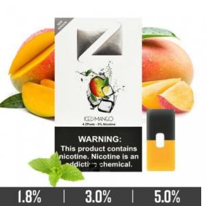Best Iced Mango Ziip Juul Compatible Pods