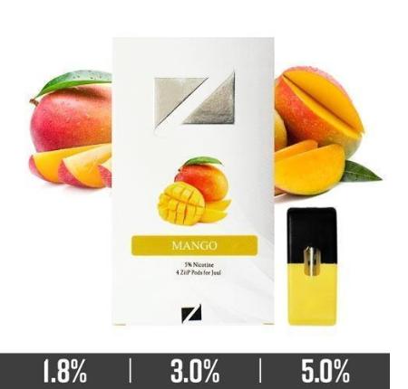 Best Mango Ziip Pods