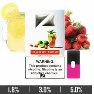 Best Strawberry Lemonade Ziip Pods for Juul Devices