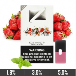 Best and cheap Iced Strawberry Ziip Juul Compatible Pods