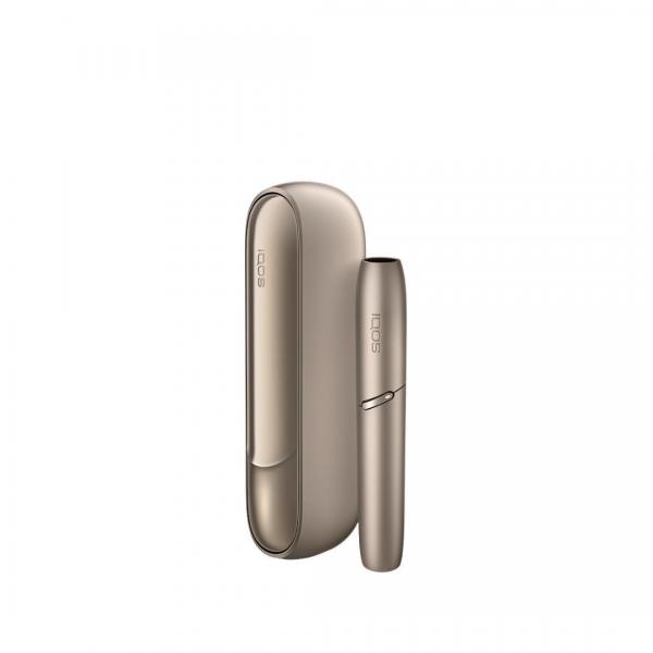 IQOS 3 DUO Kit Brilliant Gold