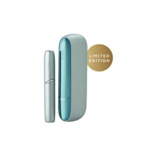 IQOS 3 DUO Kit Lucid Teal Limited Edition Dubai UAE