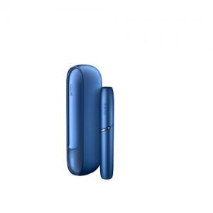 IQOS 3 DUO Kit Stellar Blue Vape Buzz Dubai in UAE