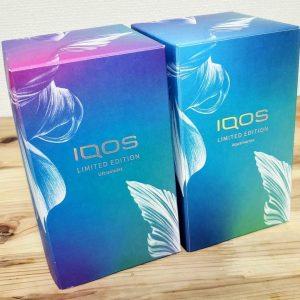 IQOS 3 Duo Exclusive Traveler Edition UltraViolet UAE