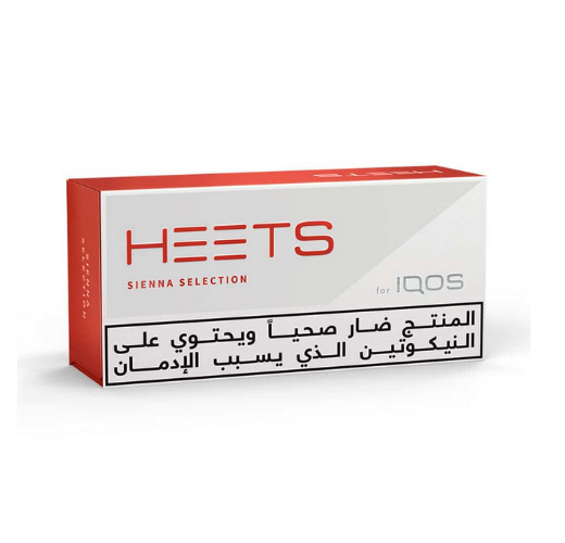 IQOS HEETS Sienna Selection (10pack)in UAE