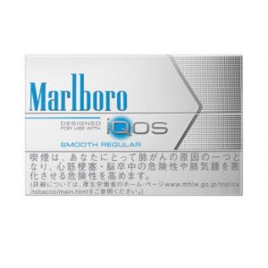 IQOS Marlboro Smooth Regular Vapebuzzdubai in IQOS Marlboro