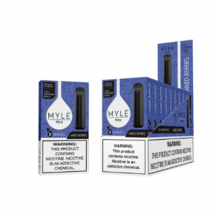 Mini Mixed Berries MYLÉ Disposable Vape Pods in UAE.