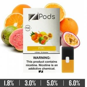 POG Ziip Pods for Juul Device