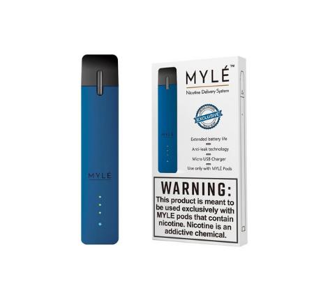 V1 Build Your Own MYLE Pod Vape Starter Kits in UAE
