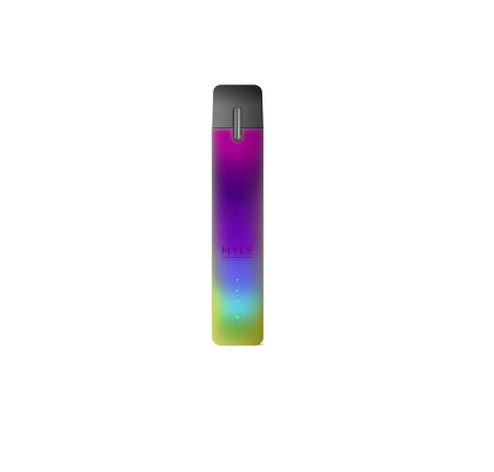V1 Cosmic Rainbow MYLE Pod Vape Device in UAE