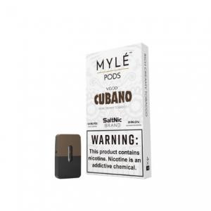 V1 Cubano - MYLÉ Vape Pods in UAE.