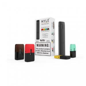 V1 Midnight Black- MYLÉ Pod Vape Starter Kits in UAE.