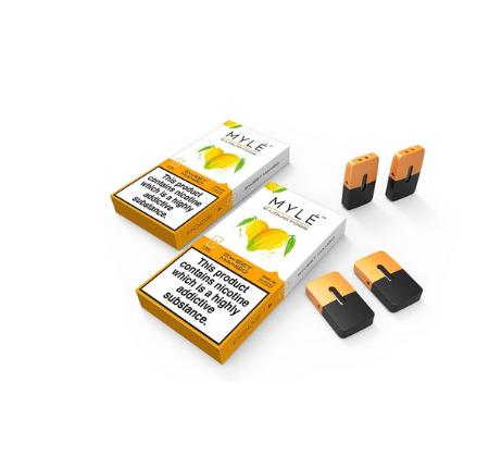 V1 Sweet Mango MYLE Vape Pods in UAE