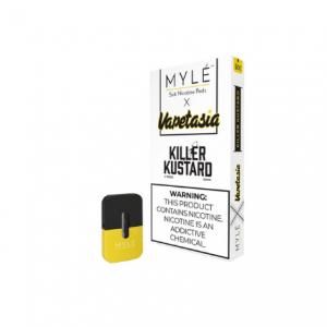V1 Vapetasia Killer Custard - MYLÉ Vape Pods in UAE.