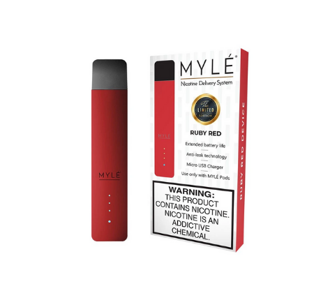 V3 Build Your Own - MYLÉ Pod Vape Starter Kits in UAE.