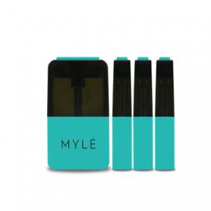 V4 Iced Mint - MYLÉ Vape Pods in UAE.