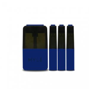 V4 Iced Quad Berry - MYLÉ Vape Pods in UAE.
