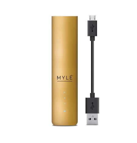 V4 Lux Gold – MYLÉ Pod Vape Device