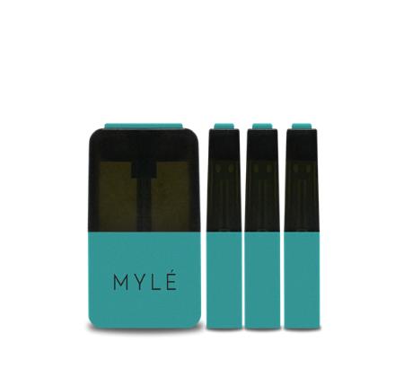 V4 Mighty Mint - MYLÉ Vape Pods in UAE.