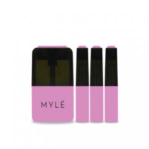 V4 Pink Lemonade MYLÉ Vape Pods in UAE.