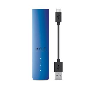 V4 Sky Blue - MYLÉ Pod Vape Device in UAE.