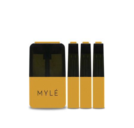 V4 Sweet Mango MYLÉ Vape Pods in UAE.