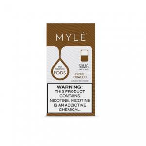 V4 Sweet Tobacco - MYLÉ Vape Pods in UAE.