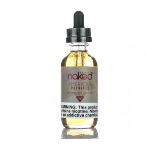 American Patriots by Naked 100 60ML