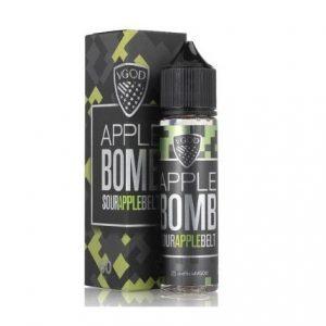 Apple Bomb VGOD E-Liquid 60ml 3mg
