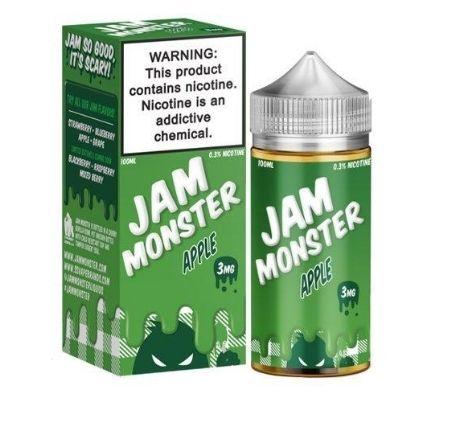Apple Jam Monster 100ml E-liquid Dubai-3mg