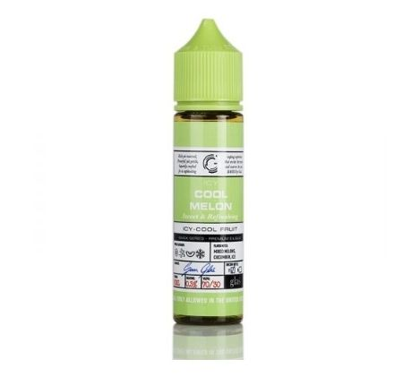 BASIX SERIES ICY COOL MELON BY GLAS – 60ML – 3MG..