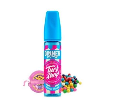 BUBBLE TROUBLE BY DINNER LADY 60ML