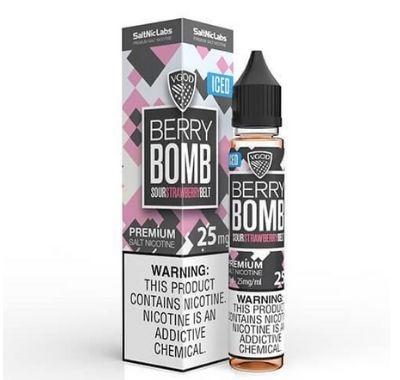 Berry Bomb–VGOD SaltNic | 30mL Nicotine Salts