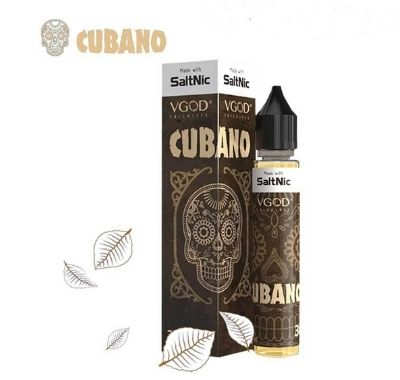 CUBANO – VGOD SALTNIC – 30ML
