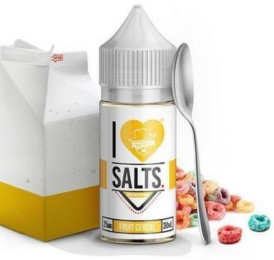 FRUIT CEREAL – I LOVE SALT