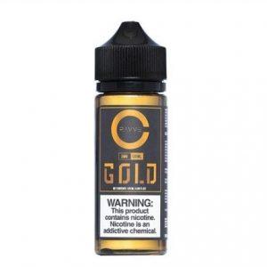 Gold E-liquid by GOST Vapor (120mL)-3mg