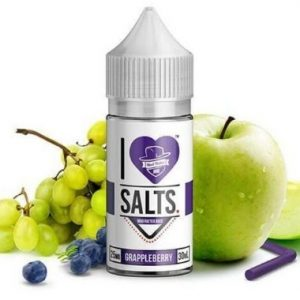 Grappleberry (Salt E Liquid) – I Love Salts E Liquid