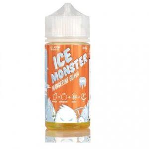 ICE MONSTER MANGERINE GUAVA BY JAM MONSTER 100ML 3MG