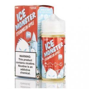 ICE MONSTER STRAWMELON APPLE BY JAM MONSTER 100ML-3MG