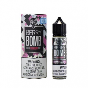 ICED BERRY BOMB BY VGOD E-LIQUID 60ML