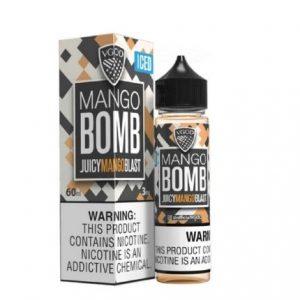 ICED MANGO BOMB BY VGOD E-LIQUID 60ML ..