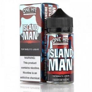 Island Man E-Liquid by One Hit Wonder 100ml