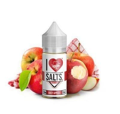 Juicy Apples (Salt E Liquid) – I Love Salts E Liquid