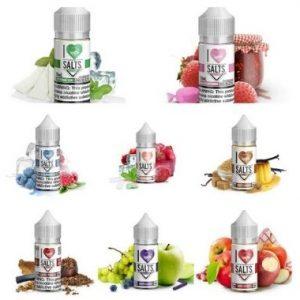 Mad Hatter Juice-I Love Salts 30 ML