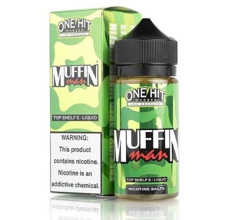 Muffin Man Nicotine Salt by One Hit Wonder