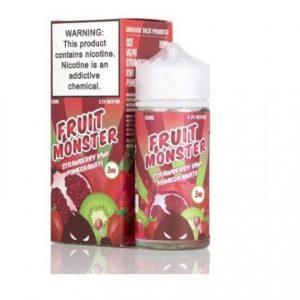 STRAWBERRY KIWI POMEGRANATE BY FRUIT MONSTER