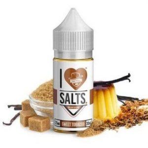 Sweet Tobacco (Salt E Liquid) – I Love Salts E Liquid