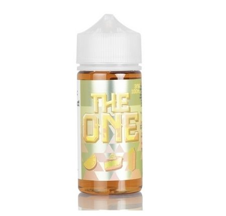 THE ONE LEMON CRUMBLE 100ML-BY THE ONE-3MG