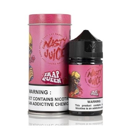 TRAP QUEEN BY NASTY JUICE 60ML-3MG