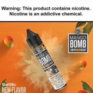 VGOD Saltnic Mango Bomb E-liquid -30mL